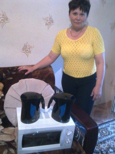 """Победитель акции """"Пей наш чай - призы получай 2012"""""""